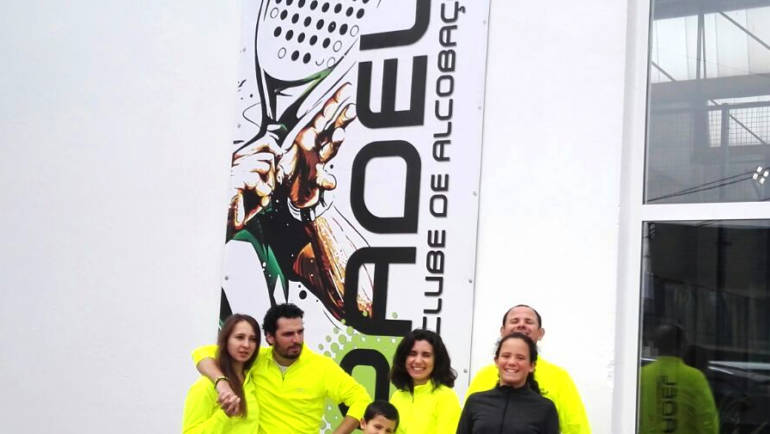 Padel Clube de Alcobaça abre portas a 7 de abril
