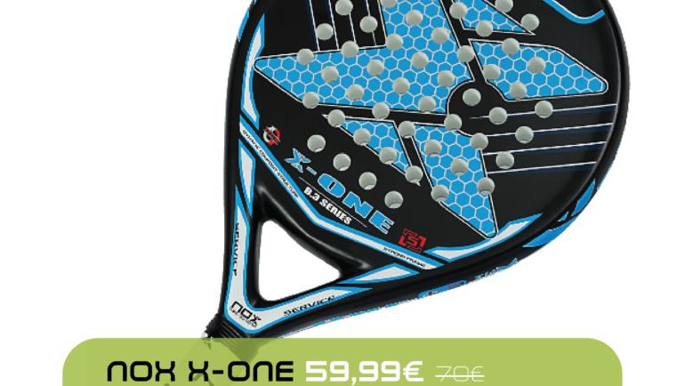 Promoção NOX X-ONE : 59,90€