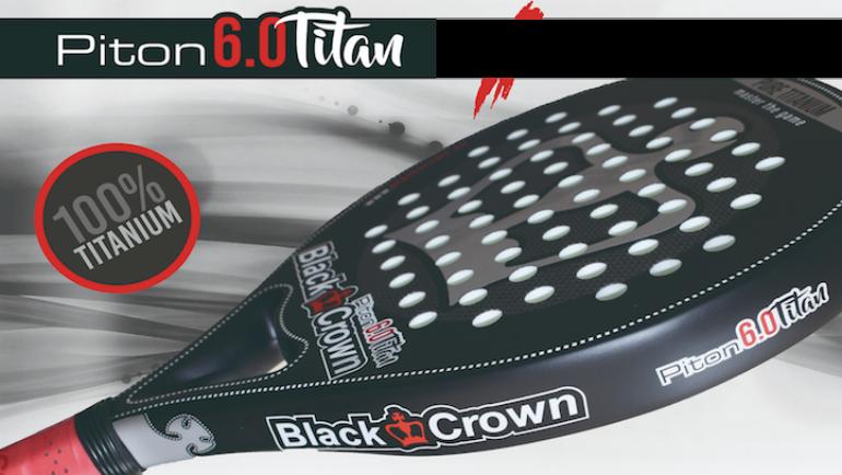 Já conheces a nova PITON 6 da Black Crown?