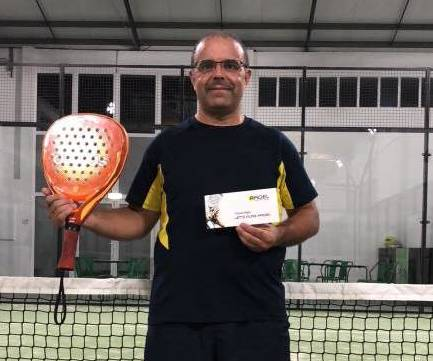 Paulos Santos é o grande vencedor do 1º Mix dos Campeões